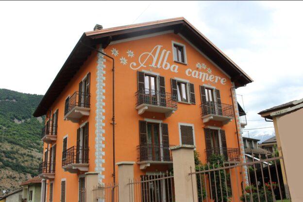 Alba Camere, rinnovata la storica struttura di Chiomonte
