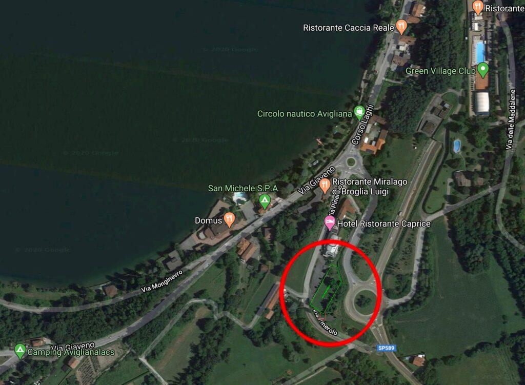 Un nuovo parcheggio per chi vuole andare ai laghi di Avigliana