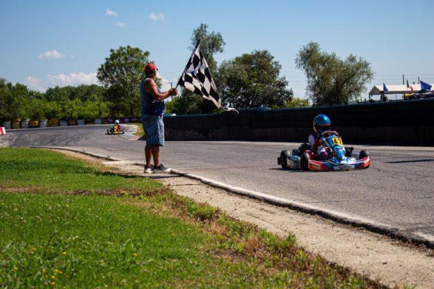 È valsusino un giovanissimo talento del Kart: Andrea Vecchiato