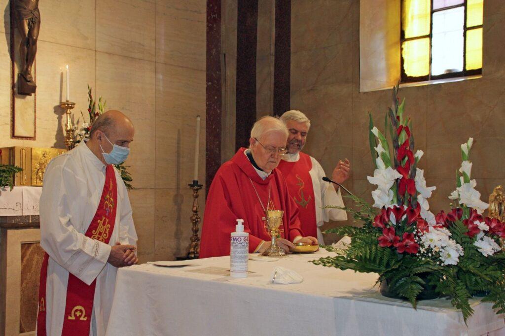 Val di Susa: tre comunità in festa per la visita del vescovo Cesare