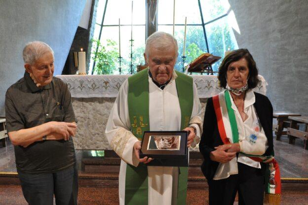 Mompantero, don Remigio Borello è sacerdote da 55 anni