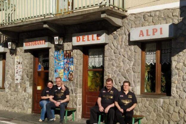 """Mattie, i primi 100 anni di attività del ristorante """"Delle Alpi"""""""