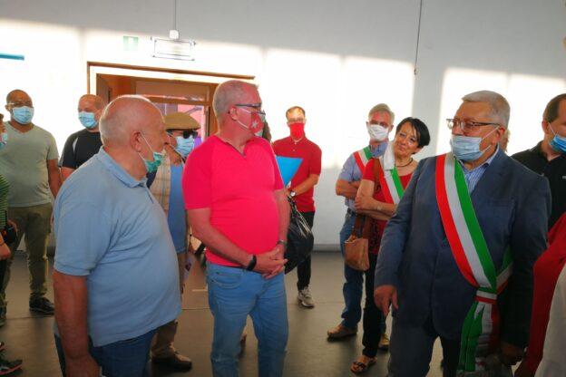 Medici e infermieri cubani hanno visitato le Valli di Susa e Sangone