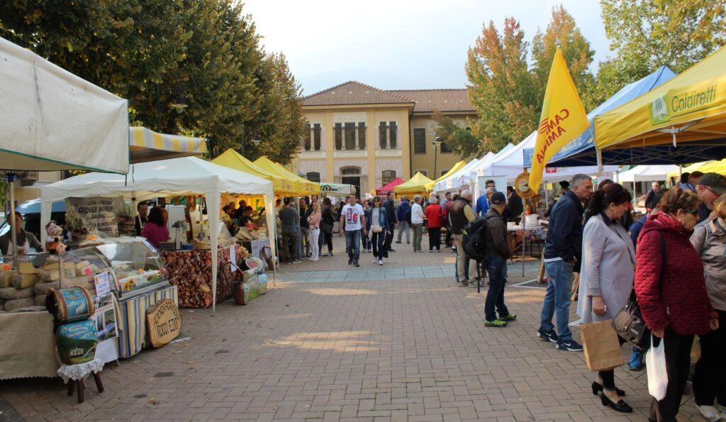 Marrone, Toma, Meliga e Mele: a rischio le Fiere d'autunno nelle Valli