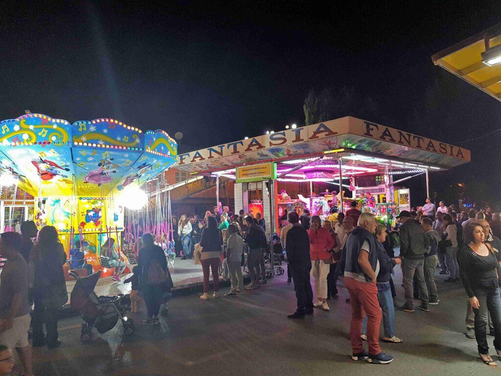 Festa patronale di S.Antonino: vari eventi, ma senza fuochi e lunapark