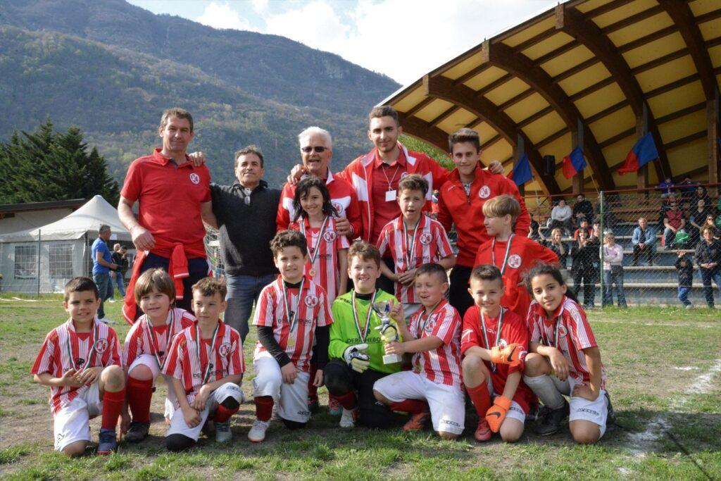 A Susa sta per ripartire il Calcio del settore giovanile