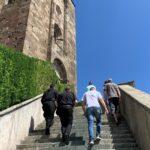 Estate 2020: più italiani che stranieri i turisti alla Sacra di San Michele