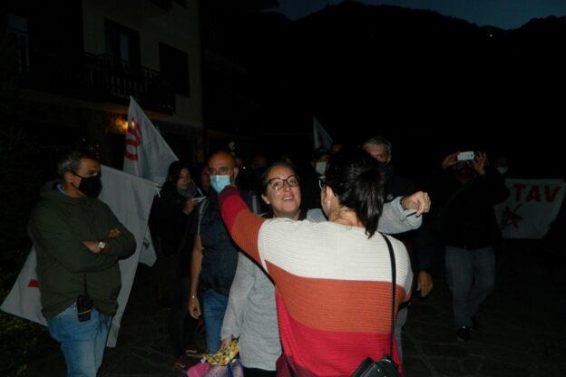 No Tav, l'attivista Dana Lauriola è stata arrestata