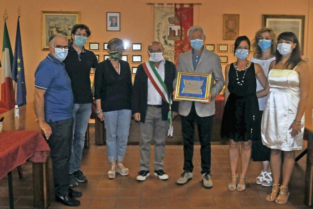 Villar Dora, il grazie della comunità al dottor Amadio