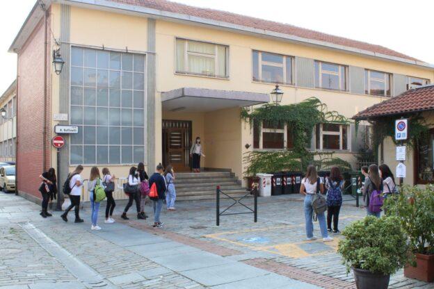 Giaveno, l'ex Anna Frank accoglie sei classi dell'Istituto Pascal