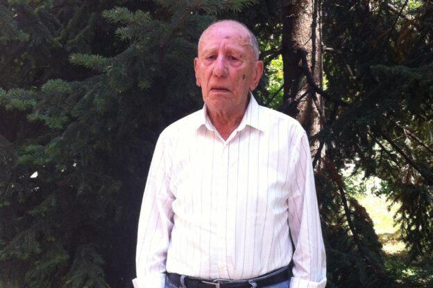 Addio a Nino Bagattini, il decano di Almese scomparso a 103 anni