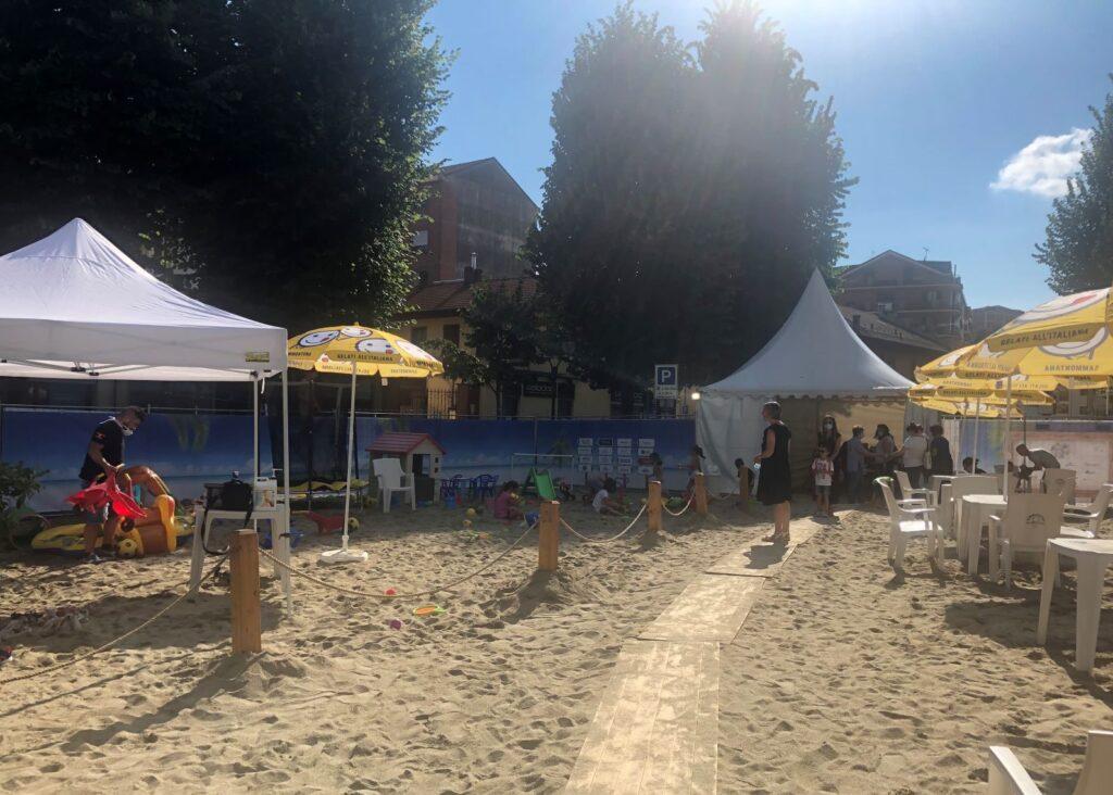 """Bilancio positivo per l'iniziativa """"Rivoli Beach"""""""