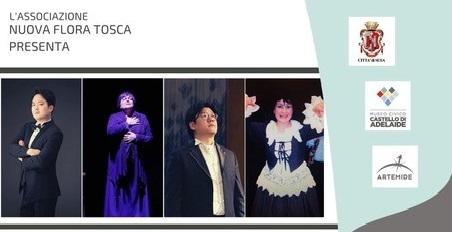 """Al Castello di Adelaide andrà in scena l'opera """"Cavalleria Rusticana"""""""