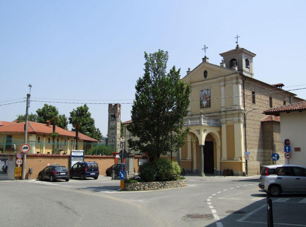 Crisi: la parrocchia di Sangano aiuta regolarmente quasi 100 bisognosi