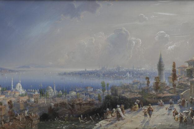 """Al Museo Accorsi- Ometto di Torino una mostra su Carlo Bossoli, artista che """"fotografava"""" con il pennello"""