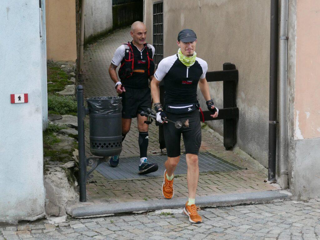 L'impresa del valsusino Mattia Cardello: su e giù da Vaie al Folatone per 16 volte