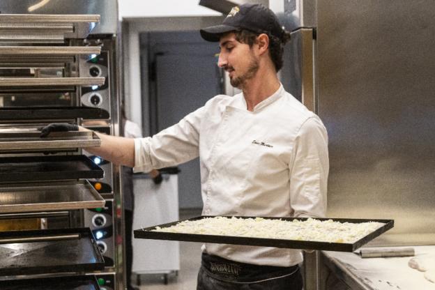 La pizza migliore dell'anno è del valsusino Enrico Murdocco