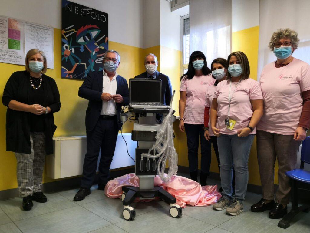 Ottobre Rosa 2020: a Collegno un nuovo spazio ambulatoriale dedicato alle donne in menopausa