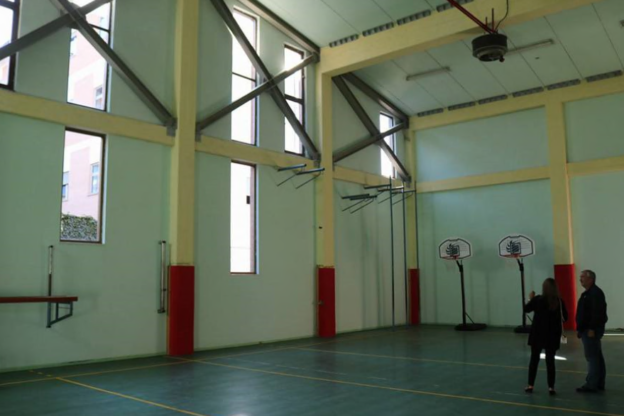 Giaveno, via libera dei presidi all'utilizzo delle palestre scolastiche