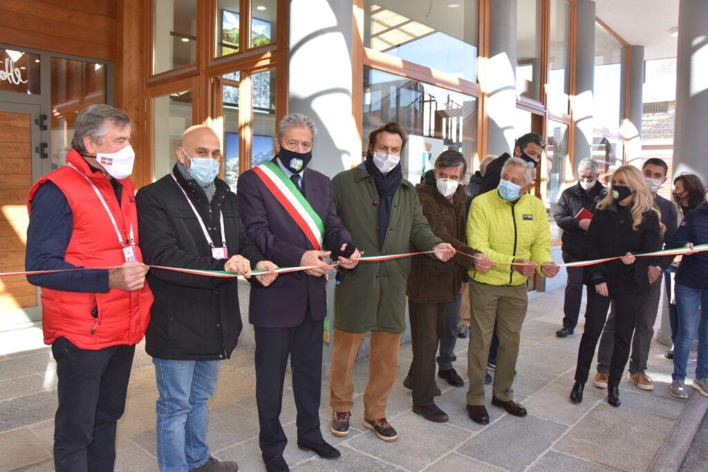 Sestriere: la nuova sede dell'ufficio del Turismo è operativa