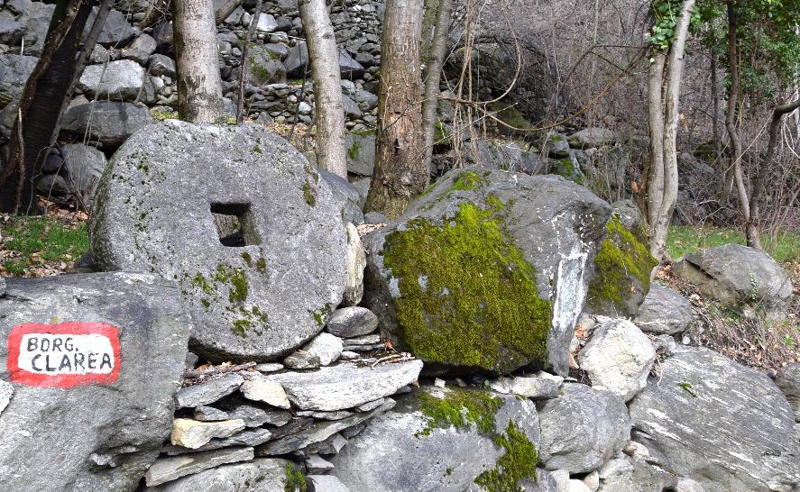 Pillole di storia al presidio dei Mulini in Val Clarea