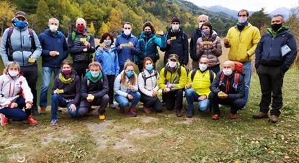 Al Formont Valsusa 16 nuovi accompagnatori naturalistici
