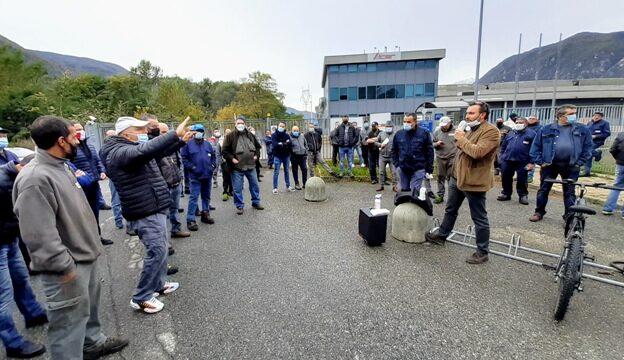 Vaie, crisi Alcar: forse si apre uno spiraglio per i lavoratori