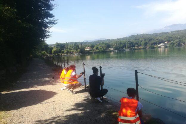 Avigliana, consegnati gli attestati del progetto CampingJo 2020