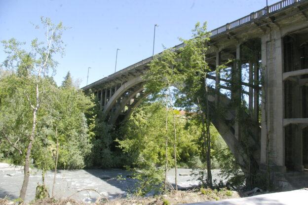 Il ponte nuovo di Alpignano sui banchi del Politecnico