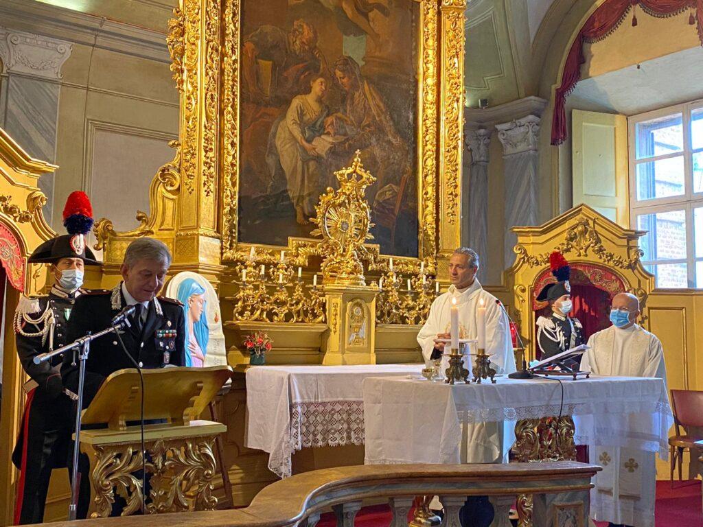 """21 novembre, i Carabinieri celebrano la """"Virgo Fidelis"""""""