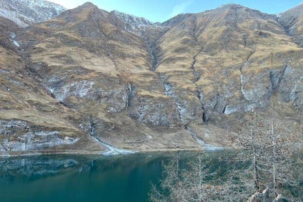 Bardonecchia, uomo muore cadendo a monte del Lago di Rochemolles