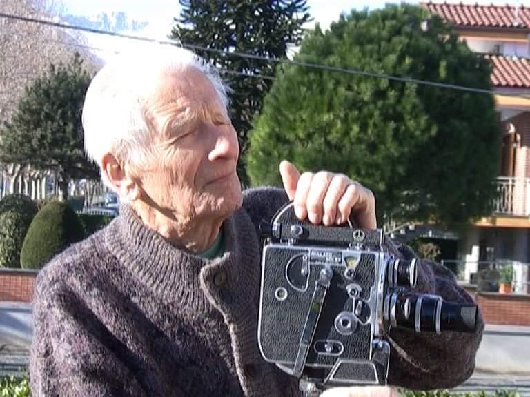 I cento anni di Luciano Walter Pauluzzo, fotografo e cineasta giavenese