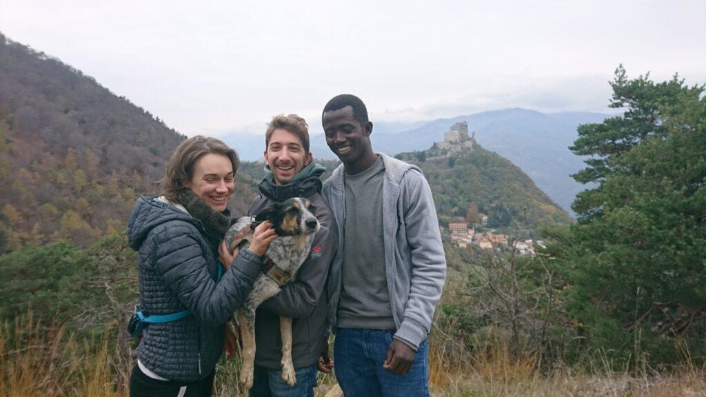 Matteo, Francesca, Mamadou e la macina che aiuterà un intero villaggio in Senegal