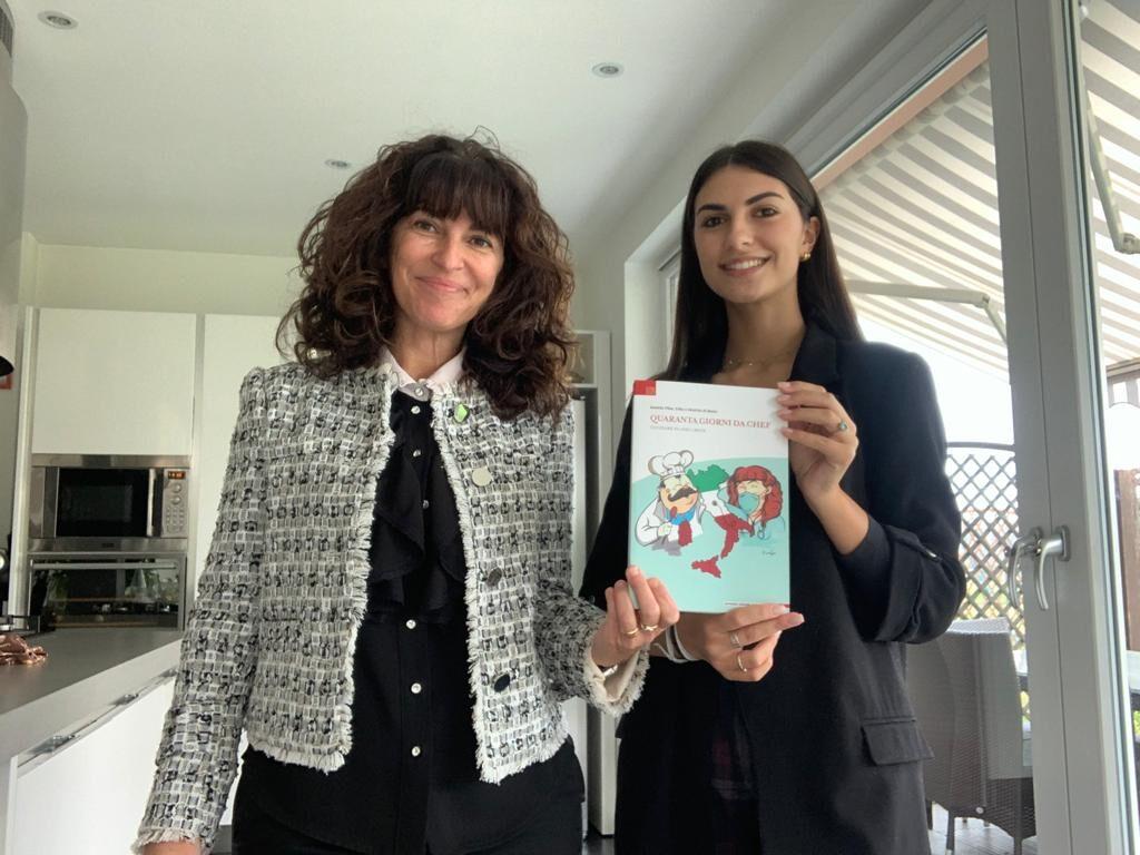 Duecento ricette per una quarantena nel libro della dottoressa Daniela Pilan