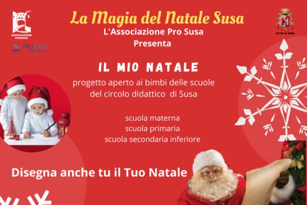 Natale 2020: tante le iniziative di Pro Susa in vista delle Feste