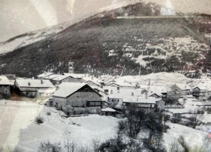 Com'era il Natale a Chateau Beaulard negli anni Cinquanta…