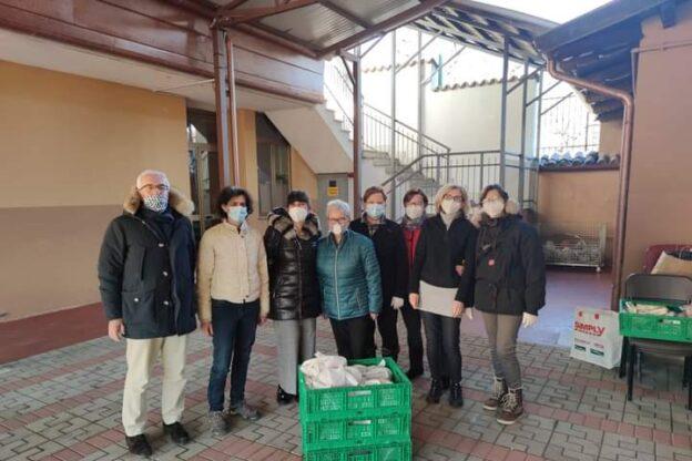Cento chili di carne di vitello per le famiglie più in difficoltà della Val Sangone