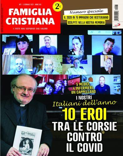 """""""Famiglia Cristiana"""" nomina i fratelli Tizzani """"Italiani dell'anno"""""""