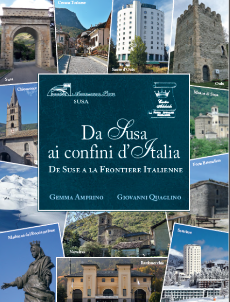 """""""Da Susa ai confini d'Italia"""", due associazioni per un libro"""