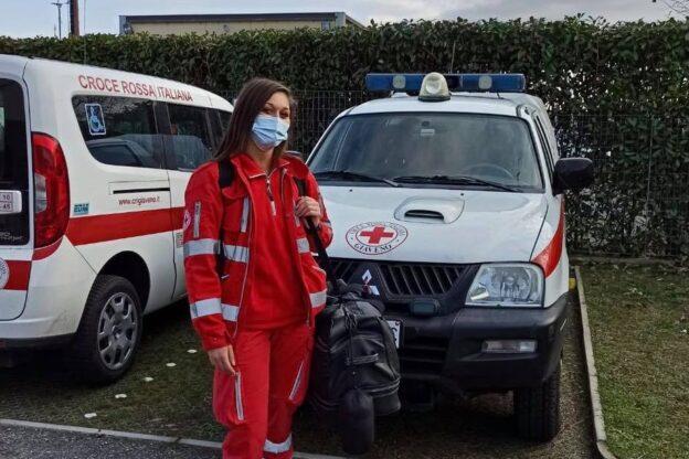 Melissa, una settimana nel covid hospital temporaneo del Valentino