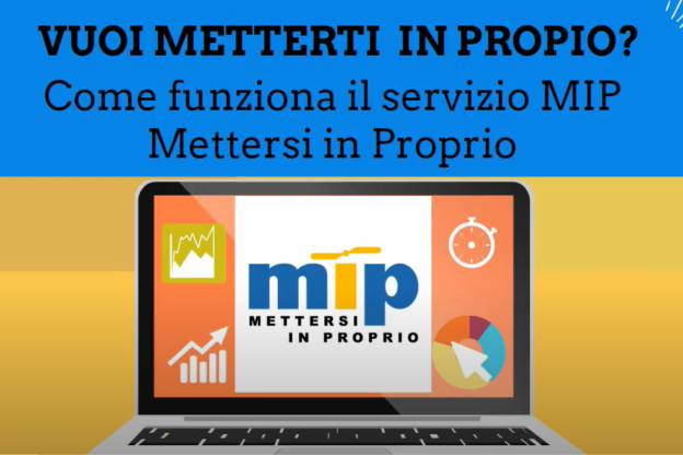 Per gli imprenditori di domani c'è il progetto MiP- Mettersi in Proprio- Video