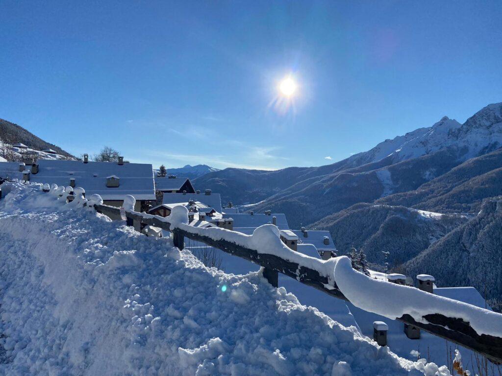 Per la Festa dell'Immacolata potrebbe tornare la neve a quote collinari