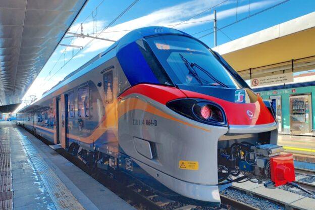 Fsitaliane, Trenitalia: quattro nuovi treni Pop debuttano nel nodo di Torino