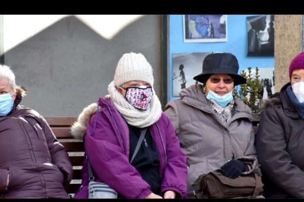 Presidio a Bussoleno: l'iniziativa dei No Tav ha avuto successo