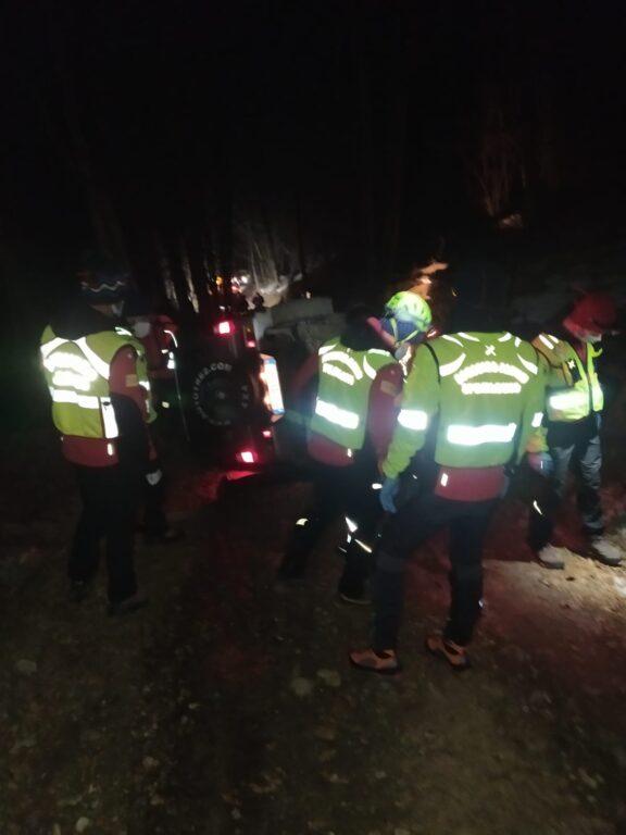 Tragico incidente sui monti fra Sangano e Trana: morta una donna