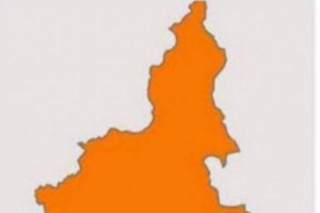Da domenica 17 gennaio il Piemonte torna in zona arancione