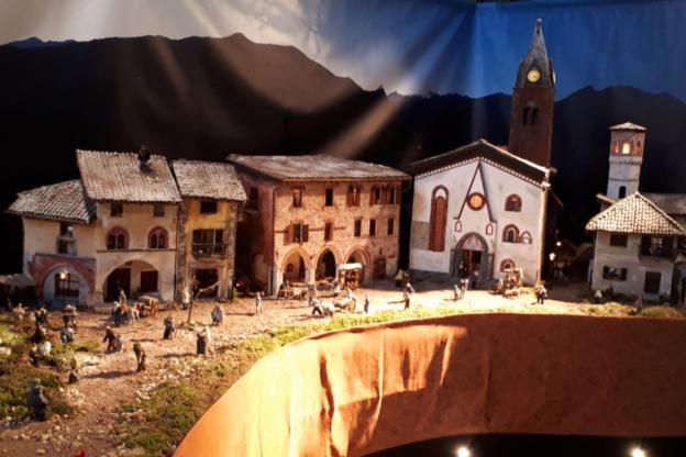 Avigliana, il presepe meccanico di San Giovanni è visitabile fino al 31 gennaio
