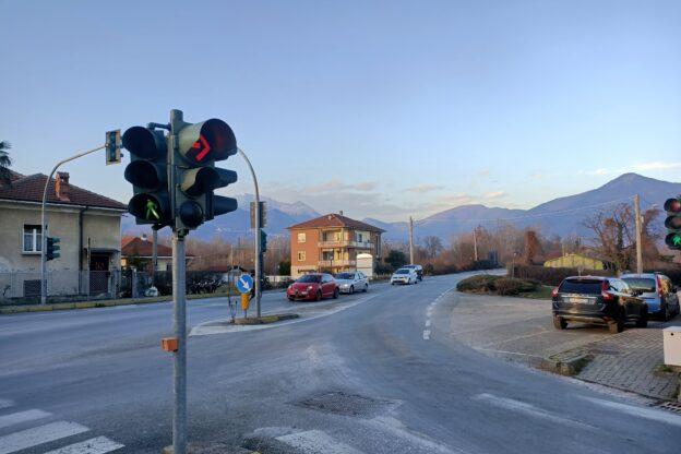 Avigliana, 170mila euro per mettere in sicurezza un incrocio pericoloso