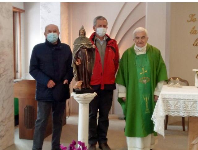 Coazze, se i fedeli non vanno da Sant'Antonio, Sant'Antonio va dai fedeli
