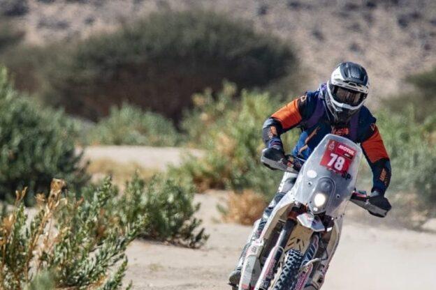 Dakar 2021, il giavenese Zacchetti scala la classifica generale